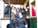 Uczniowie klasy IV Technikum Spedycyjnego I Zespołu Szkół gościli w MPK w Poznaniu