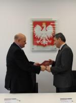 Podpisano umowę o dofinansowanie przebudowy drogi Sława – Wróblów z Narodowego Programu Przebudowy Dróg Lokalnych.