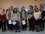 Zwycięstwo uczestniczki Hufca Pracy we Wschowie podczas wojewódzkiego konkursu o przepisach prawa pracy i zasadach BHP
