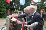 Odsłonięto obelisk upamiętniający Kresowian z Wołynia