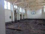 Remont sali gimnastycznej w I Liceum Ogólnokształcącym z Oddziałami Dwujęzycznymi im. Tomasza Zana we Wschowie