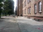 Remont terenu wokół Starostwa Powiatowego i Centrum Kształcenia Ustawicznego i Praktycznego