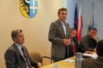 Starosta Wschowski i Prezes LIR uczestniczyli w posiedzeniu Wschowskiej Rady Powiatowej Lubuskiej Izby Rolniczej
