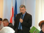 Sesja absolutoryjna Rady Powiatu Wschowskiego