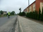 Na ukończeniu jest remont chodnika w Jędrzychowicach