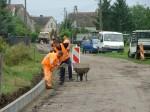 Rozpoczął się remont drogi w Lipinkach