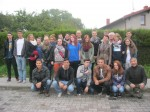 Ekologiczne odżywianie na polsko-niemieckiej wymianie