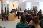 Debata ekologiczna młodzieży nt. edukacji ekologicznej