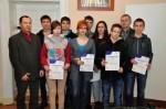 Zakończenie projektu SWOI w I Zespole Szkół we Wschowie