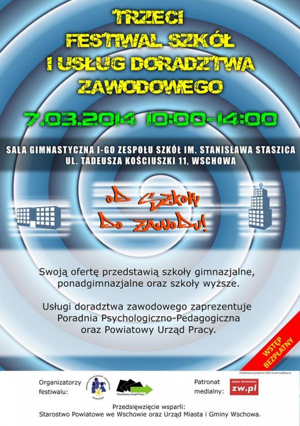 III Festiwal Szkół i Usług Doradztwa Zawodowego