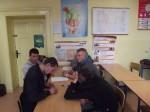 Spotkanie z przedstawicielami Mobilnego Centrum Informacji Zawodowej LWK OHP