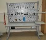 Pracownia elektryczno-elektroniczna w CKUiP we Wschowie