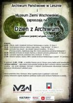 Dzień z Archiwum w Lesznie
