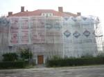 Rozbudowa z przebudową budynku internatu pod potrzeby SOSW