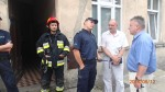 Znaleziono pocisk rakietowy, ewakuowano mieszkańców kamienicy