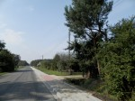Remont chodnika w miejscowości Gola