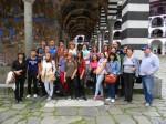 Projekt Comenius w Bułgarii
