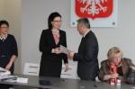 Podpisano umowę na remont dróg powiatowych