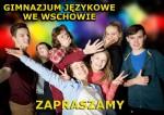 Gimnazjum Językowe we Wschowie- czyli Rozwój, Sukces, Bezpieczeństwo