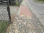 Przebudowa chodnika w miejscowości Konradowo