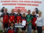 XV Lubuski Turniej Piłki Nożnej Olimpiad Specjalnych