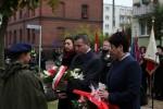 Uroczystość upamiętniająca śmierć Polaków na Kresach