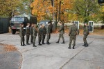 Zajęcia uczniów klas mundurowych w Głogowie