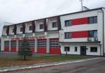 Termomodernizacja budynków Komendy Powiatowej Państwowej Straży Pożarnej we Wschowie