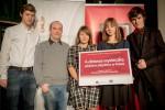 I miejsce w Ogólnopolskim Konkursie Filmowym ZABYTKOMANIA dla uczniów z Zana