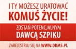 4.12.2015 r. Dzień Dawcy Szpiku w I LO we Wschowie