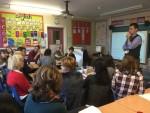 Nauczyciele Zana szkolili się w Wielkiej Brytanii
