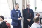 Spotkanie z przedsiębiorcami w Sławie