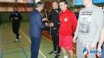 Mistrzostwa Województwa w Halowej Piłce Nożnej Drużyn OSP w Sławie