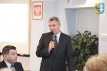 Posiedzenie Komisji Gospodarki i Rozwoju Sejmiku Województwa Lubuskiego we Wschowie