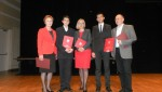 Laureaci konkursów przedmiotowych z Gimnazjum Językowego we Wschowie