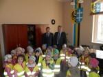 Przedszkolaki w Starostwie Powiatowym we Wschowie