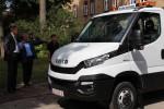 Nowy samochód na potrzeby Wydziału Komunikacji i Dróg Starostwa Powiatowego we Wschowie