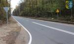 Zakończono rozbudowę drogi Wróblów- Potrzebowo