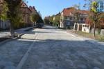 Zakończono przebudowę ulicy Mickiewicza we Wschowie