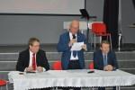 VII sesja Zgromadzenia Związku Powiatów Lubuskich w Kargowej