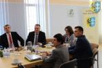 Komisja Budżetu i Finansów Sejmiku Województwa Lubuskiego w Starostwie Powiatowym we Wschowie