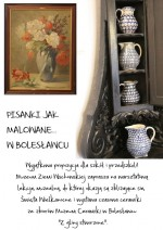 """Lekcja muzealna: """"Pisanki jak malowane… w  Bolesławcu"""""""