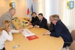 Spotkanie w sprawie kontynuacji przebudowy ul. Mickiewicza we Wschowie