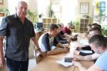 Rozpoczęły się kursy: spawalniczy i kierowca wózków widłowych dla uczniów I ZS we Wschowie