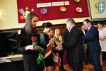 Pożegnanie uczniów ostatnich klas I Zespołu Szkół we Wschowie