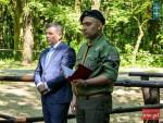 """60-lecie powstania 3 Drużyny Harcerskiej im. """"Zawiszy Czarnego"""" we Wschowie"""