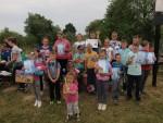 Zawody wędkarskie z okazji Dnia Dziecka w Łęgoniu