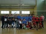 Turniej Piłki Siatkowej Chłopców szkół gimnazjalnych Powiatu Wschowskiego