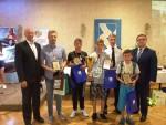 Najlepsi w X Ogólnopolskim Turnieju Bezpieczeństwa w Ruchu Drogowym Dla Uczniów Szkół Specjalnych i Specjalnych Ośrodków Szkolno-Wychowawczych