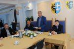 Posiedzenie Powiatowego Zespołu Zarządzania Kryzysowego w Starostwie Powiatowym